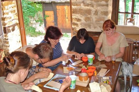 Quills workshop